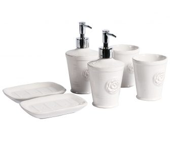 Set di Accessori da Bagno